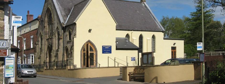 church new colours
